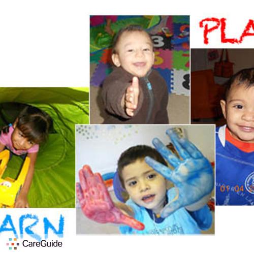 Child Care Provider Genny V's Profile Picture