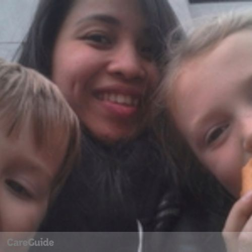 Canadian Nanny Provider Ma Analyn P's Profile Picture