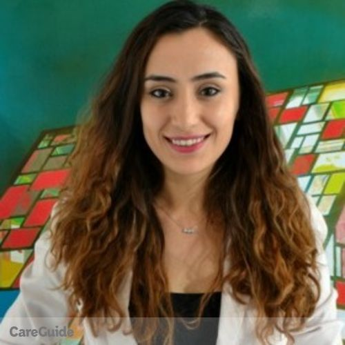 Canadian Nanny Provider Canan Tahtaci's Profile Picture