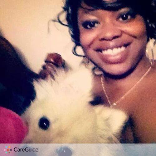 Pet Care Provider Neisha Fortenberry's Profile Picture