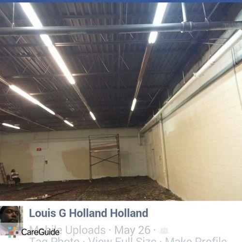 Handyman Provider Louis Holland's Profile Picture