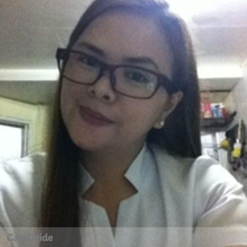 Canadian Nanny Provider Rosinni Ann Magboo's Profile Picture