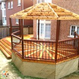 Deck, fence, Gate, Pergola, Gazebo, Professional Design
