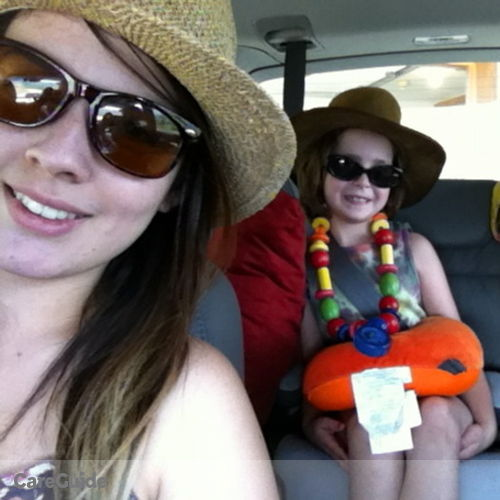 Canadian Nanny Provider Ive Caroline Rodrigues De Souza's Profile Picture