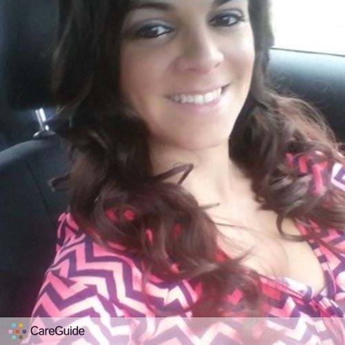 Child Care Provider Whitney Corbett's Profile Picture