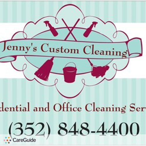 Housekeeper Provider Jenny's Custom Cleaning, Inc. 's Profile Picture