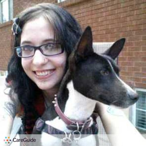 Pet Care Provider Ayla A's Profile Picture