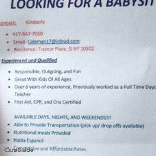 Child Care Provider Kim Danino's Profile Picture