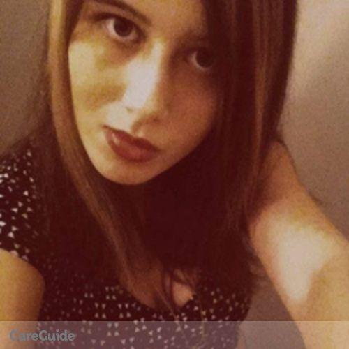 Canadian Nanny Provider Alexandra Priscu's Profile Picture