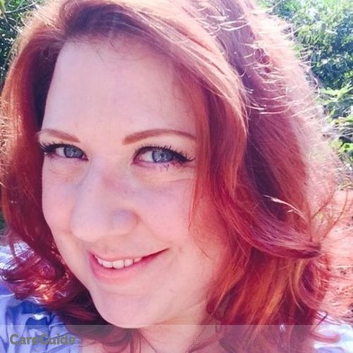 Elder Care Provider Sarah G's Profile Picture