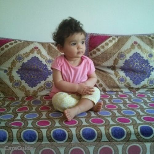 Child Care Provider Houda K's Profile Picture