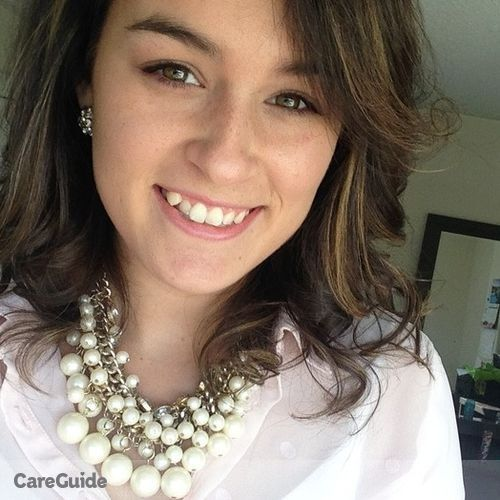 Canadian Nanny Provider Jasmine A's Profile Picture