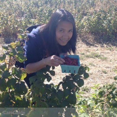 Canadian Nanny Provider Kristine Villanueva's Profile Picture
