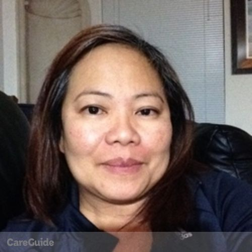 Canadian Nanny Provider Mildred Guinto's Profile Picture