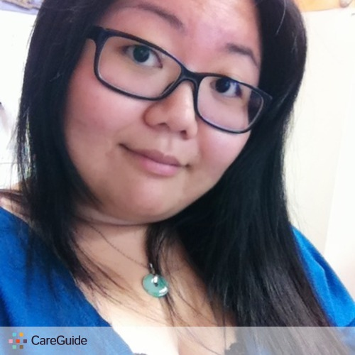 Child Care Provider Peggy Zhang's Profile Picture