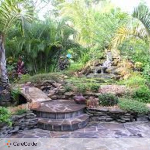 Landscaper Provider Ricky Walker's Profile Picture