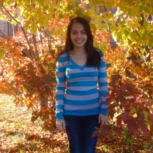 Canadian Nanny Provider Rhea Tomongha's Profile Picture
