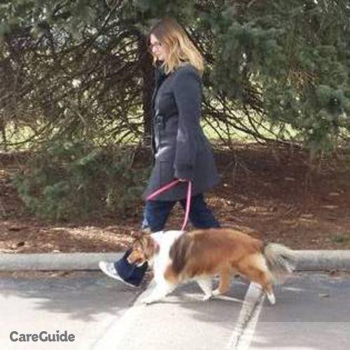 Pet Care Provider Samantha A's Profile Picture