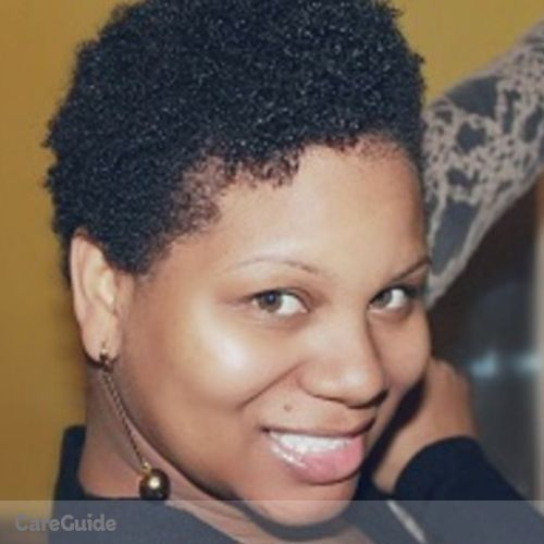 Canadian Nanny Provider Raquel Mckitty's Profile Picture