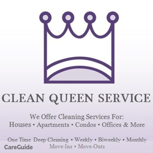 Housekeeper Provider Clean Queen Service's Profile Picture