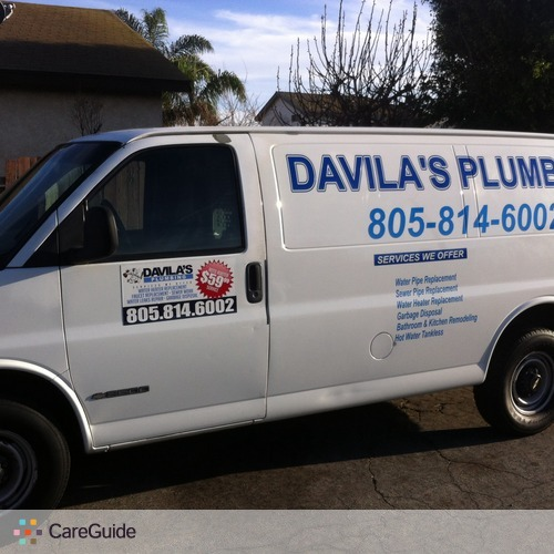 Plumber Provider Tony D's Profile Picture