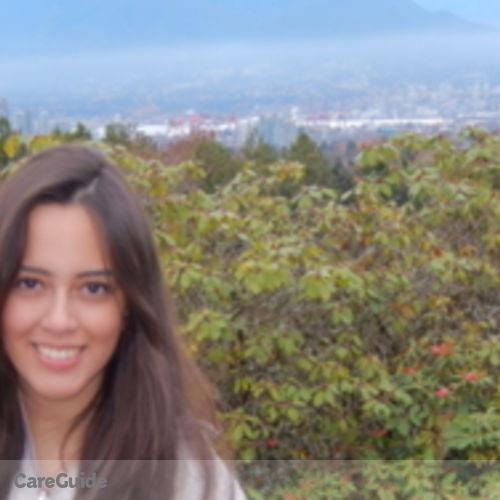 Canadian Nanny Provider Amanda Paiva's Profile Picture
