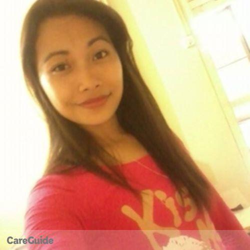 Canadian Nanny Provider Vivian Obrero's Profile Picture
