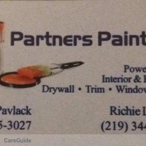 Painter Provider Richie Lefeber's Profile Picture
