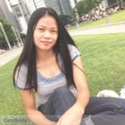 Canadian Nanny Provider Junella D's Profile Picture