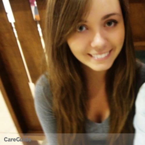 Canadian Nanny Provider Jessica Stewart's Profile Picture