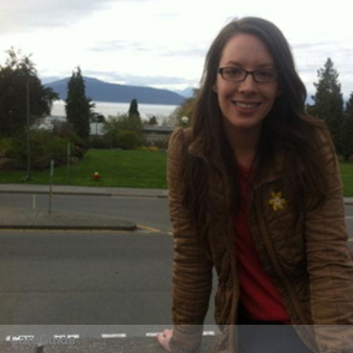 Canadian Nanny Provider Paige S's Profile Picture