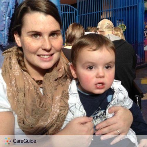 Child Care Provider Kayla S's Profile Picture