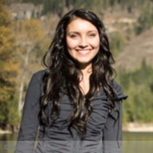Canadian Nanny Provider Kiya 's Profile Picture