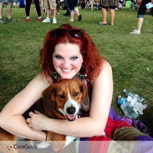 Pet Care Provider Liz W's Profile Picture