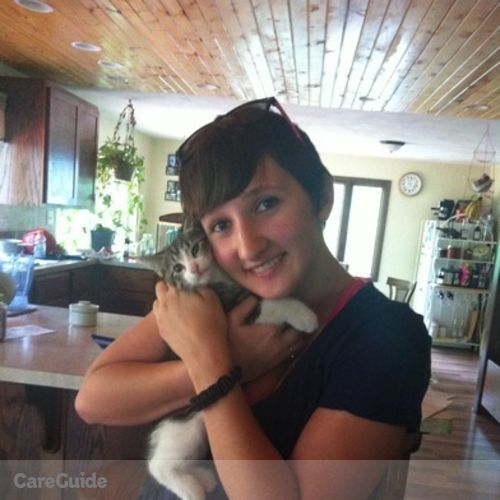 Pet Care Provider Emily Covington's Profile Picture