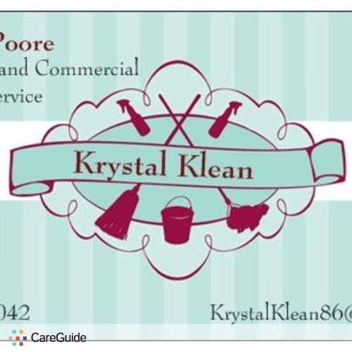Housekeeper Provider Krystal P's Profile Picture