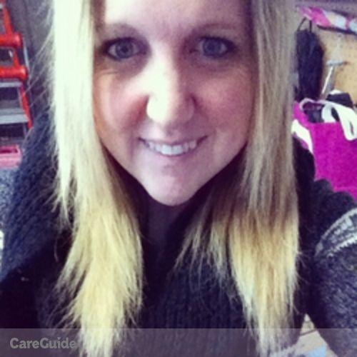 Canadian Nanny Provider Kristi M's Profile Picture