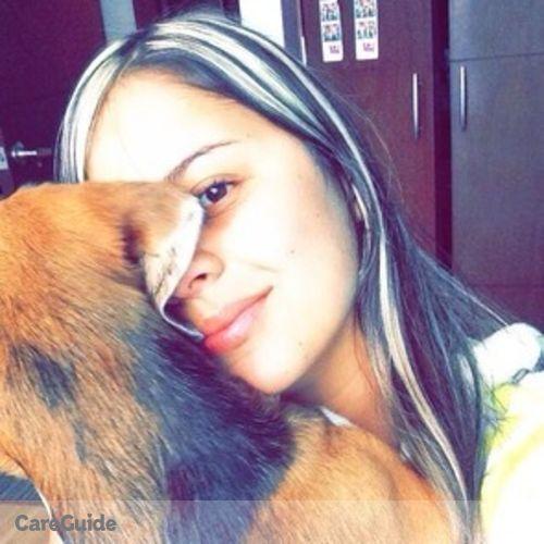 Pet Care Provider Daniela Mesa Oquendo's Profile Picture