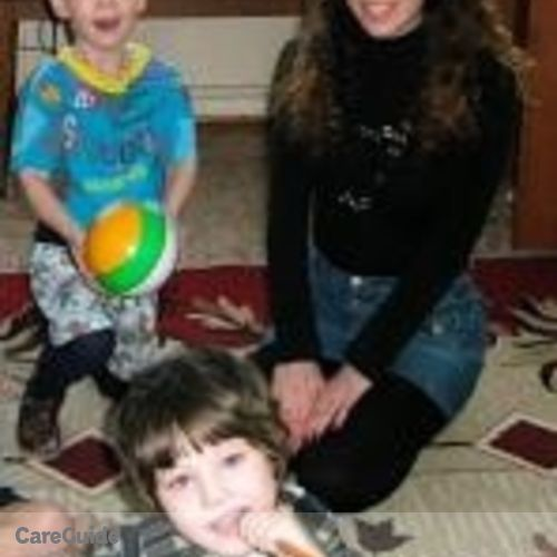 Canadian Nanny Provider Elissa Sperling's Profile Picture