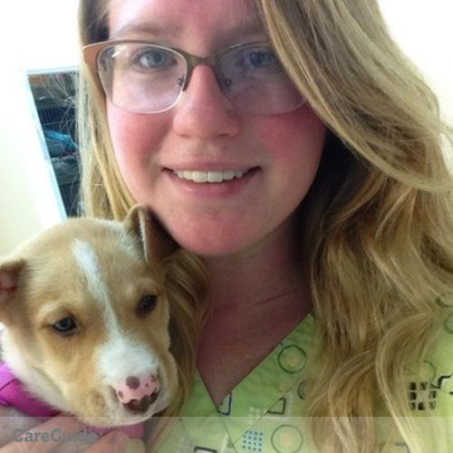 Pet Care Provider Taylor Roberts's Profile Picture