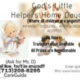Babysitter, Daycare Provider, Nanny in Houston