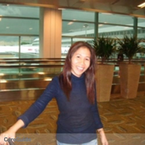 Canadian Nanny Provider Maria Elma Pineda's Profile Picture