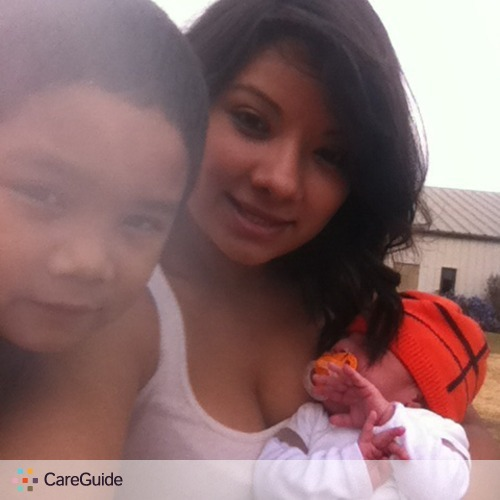Child Care Provider Isabel Diaz's Profile Picture