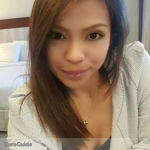 Canadian Nanny Provider Karen Estepa's Profile Picture