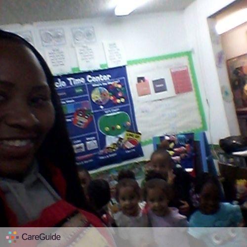 Child Care Provider Angelica Gomez's Profile Picture