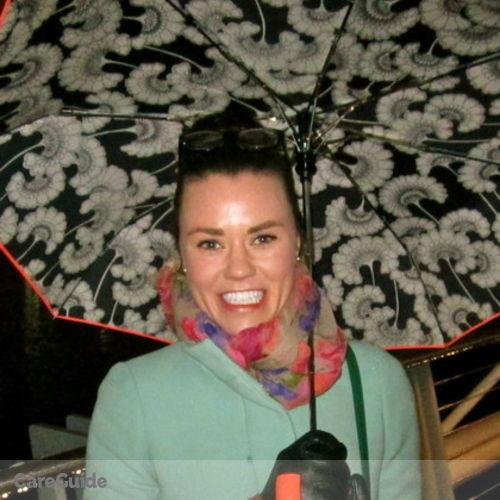 Canadian Nanny Provider Olivia W's Profile Picture