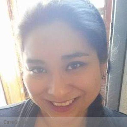 Canadian Nanny Provider Maria Mercado's Profile Picture