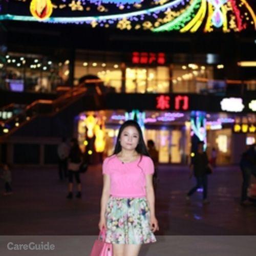 Canadian Nanny Provider Limam Li's Profile Picture