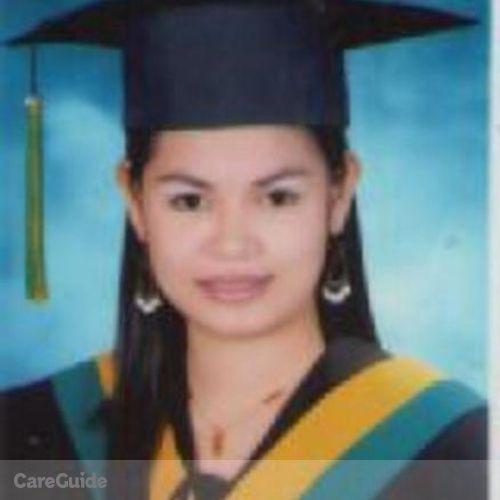 Canadian Nanny Provider Eloisa Agnes Lamsen's Profile Picture