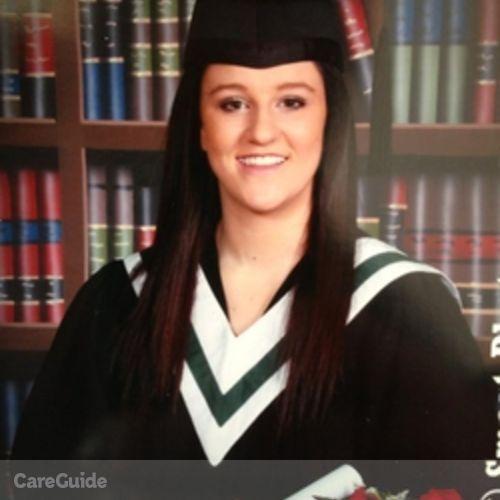 Canadian Nanny Provider Victoria Boardman's Profile Picture